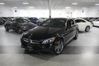Used 2017 Mercedes-Benz C-Class C300 4MATIC NO ACCIDENTS I NAVIGATION I PANOROOF I 360 CAM for sale in Mississauga, ON