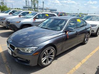 Used 2015 BMW 3 Series 328d xDrive|HUD|BLIND SPOT for sale in Mississauga, ON