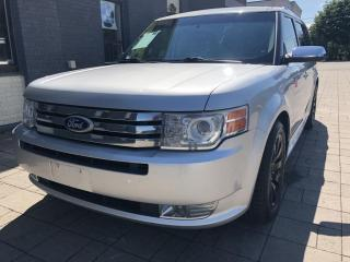 Used 2012 Ford Flex AWD 7 SEATER for sale in Nobleton, ON