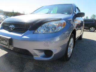 Used 2006 Toyota Matrix ACCIDENT FREE for sale in Newmarket, ON