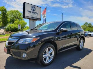 Used 2015 Acura RDX AWD w/ Navigation Package for sale in Cambridge, ON