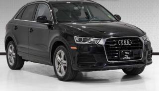 Used 2016 Audi Q3 quattro 4dr 2.0T Progressiv for sale in Vaughan, ON