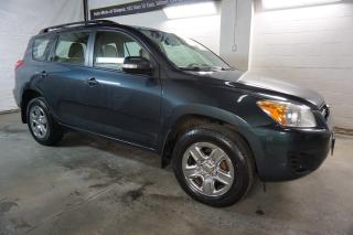 Used 2012 Toyota RAV4 4WD CERTIFIED 2YR WARRANTY *1 OWNER*FREE ACCIDENT* CRUISE ALLOYS for sale in Milton, ON