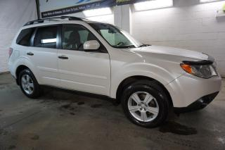 Used 2010 Subaru Forester 2.5X SPORT AWD NAVI CAMERA CERTIFIED 2YR WARRANTY *1 OWNER* BLUETOOTH POWER HEATED CRUISE ALLOYS for sale in Milton, ON