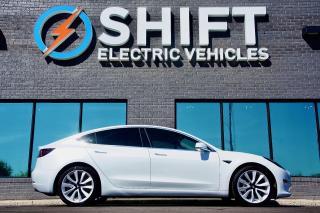 Used 2020 Tesla Model 3 LONG RANGE AWD AUTOPILOT, SPORT WHEELS, CLEAN! for sale in Oakville, ON