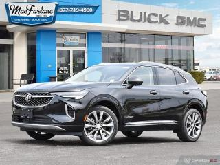 New 2021 Buick Envision Avenir for sale in Petrolia, ON