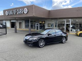 Used 2017 Acura TLX SH-AWD A-SPEC w/Technology Package for sale in Langley, BC