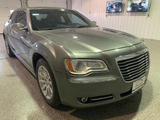 Used 2011 Chrysler 300 C RWD #Hemi #Low Kms for sale in Brandon, MB