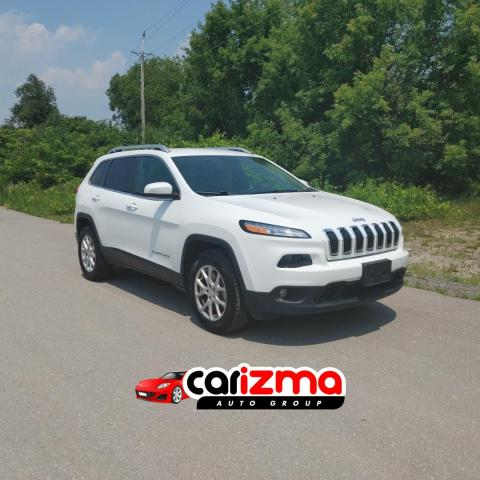 2015 Jeep Cherokee Latitude 4WD 4WD, POWER WINDOWS, AIR CONDITIONING, CRUISE CONTROL