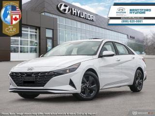 New 2021 Hyundai Elantra Preferred IVT  - $147 B/W for sale in Brantford, ON