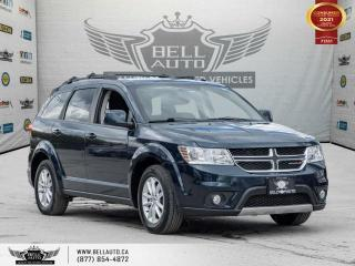 Used 2014 Dodge Journey SXT, Bluetooth, Cruise Control, Push Start, ChildSafety for sale in Toronto, ON