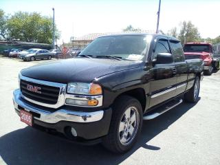 Used 2005 GMC Sierra 1500 Ext. Cab Long Bed 2WD for sale in Leamington, ON