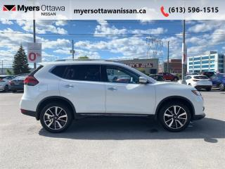 Used 2018 Nissan Rogue SL  - Navigation -  Leather Seats for sale in Ottawa, ON