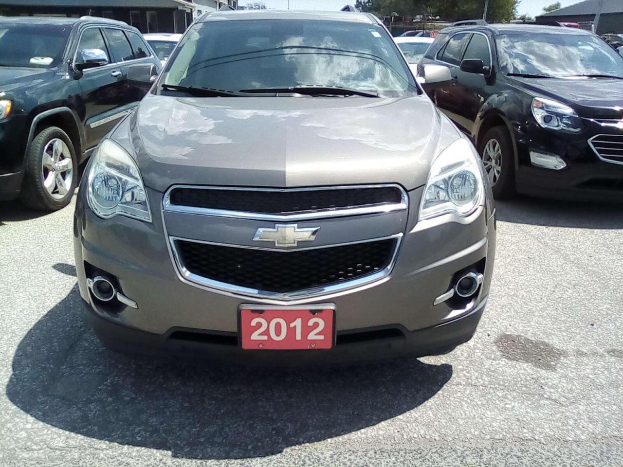 2012 Chevrolet Equinox 2LT 2WD
