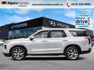 New 2021 Hyundai PALISADE Luxury 7-Passenger AWD  - $361 B/W for sale in Kanata, ON