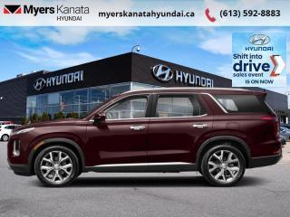 New 2021 Hyundai PALISADE Preferred 8-Passenger AWD  - $331 B/W for sale in Kanata, ON