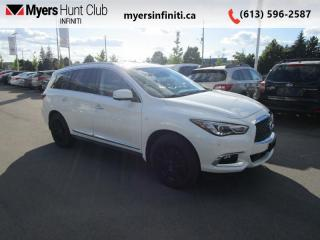 Used 2017 Infiniti QX60 Premium Package for sale in Ottawa, ON