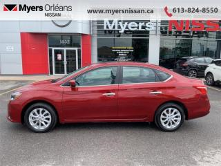 Used 2018 Nissan Sentra 1.8 SV  - Bluetooth -  Heated Seats - $103 B/W for sale in Orleans, ON