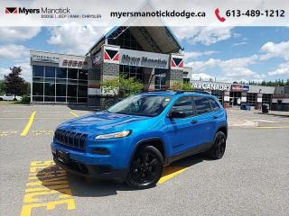 Used 2018 Jeep Cherokee Sport  -  Power Windows -  Cruise Control for sale in Ottawa, ON