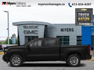 New 2021 Chevrolet Silverado 1500 Custom  - Rally 1 Edition for sale in Orleans, ON