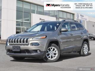 Used 2017 Jeep Cherokee North  - Bluetooth -  Fog Lamps for sale in Kanata, ON