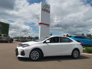 Used 2017 Toyota Corolla SE for sale in Moncton, NB