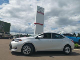 Used 2017 Toyota Corolla LE for sale in Moncton, NB