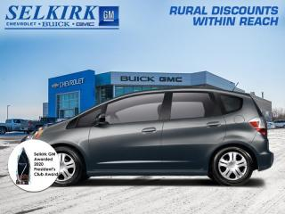Used 2011 Honda Fit Sport  -  Cruise Control -  Power Windows for sale in Selkirk, MB