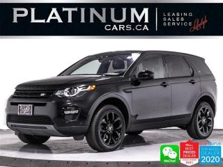 Used 2018 Land Rover Discovery Sport HSE LUXURY, 7 PASSENGER, NAV, PANO, CAM for sale in Toronto, ON