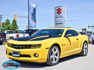 Used 2010 Chevrolet Camaro 2LT for sale in Barrie, ON
