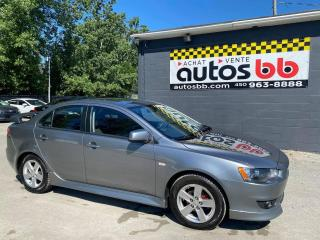 Used 2013 Mitsubishi Lancer for sale in Laval, QC