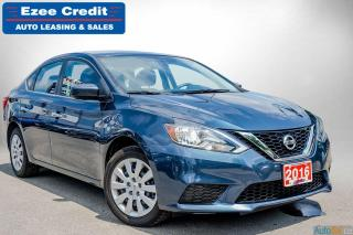 Used 2016 Nissan Sentra 1.8 S for sale in London, ON