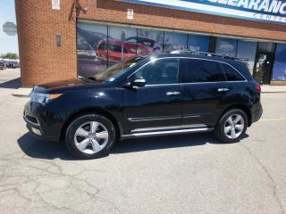 Used 2013 Acura MDX for sale in Mississauga, ON