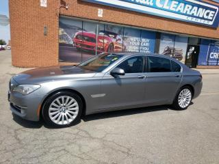 Used 2013 BMW 7 Series 740Li xDrive for sale in Mississauga, ON