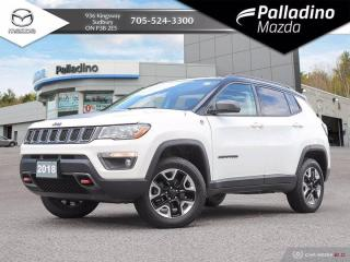 Used 2018 Jeep Compass Trailhawk for sale in Sudbury, ON