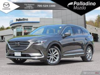 Used 2018 Mazda CX-9 GT for sale in Sudbury, ON
