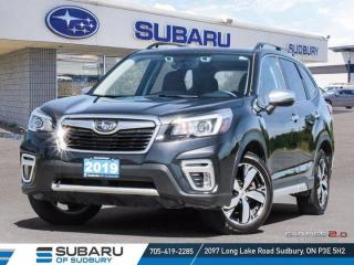 Used 2019 Subaru Forester Premier - ONE OWNER - CLEAN CARFAX ! for sale in Sudbury, ON