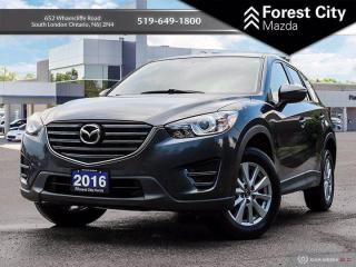 Used 2016 Mazda CX-5 GX ( CLEAN CARFAX ) for sale in London, ON