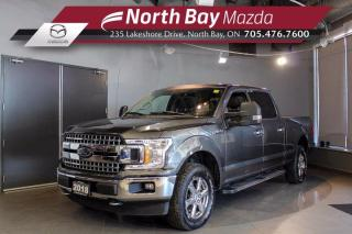 Used 2018 Ford F-150 XLT 4X4  - Bluetooth - Back Up Camera - Cruise for sale in North Bay, ON