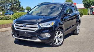 Used 2018 Ford Escape Titanium for sale in Abbotsford, BC