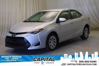 Used 2019 Toyota Corolla **New Arrival** for sale in Regina, SK