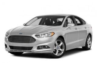 Used 2016 Ford Fusion S for sale in Saskatoon, SK