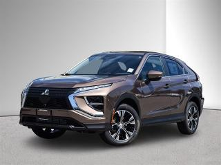 New 2022 Mitsubishi Eclipse Cross ES for sale in Port Coquitlam, BC