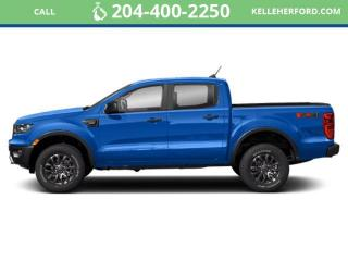 New 2021 Ford Ranger XLT for sale in Brandon, MB