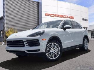 Used 2019 Porsche Cayenne Base for sale in Halifax, NS