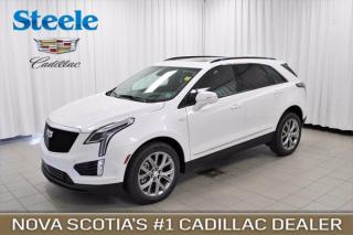 New 2021 Cadillac XT5 AWD Sport for sale in Dartmouth, NS