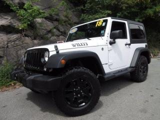 Used 2018 Jeep Wrangler JK Willys Wheeler for sale in Halifax, NS