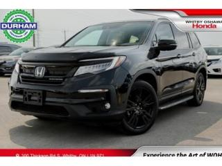 Used 2020 Honda Pilot Black Edition | Automatic | Navigation for sale in Whitby, ON