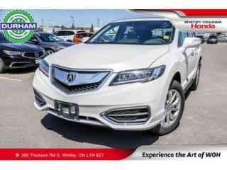 Used 2018 Acura RDX Technology Package   Automatic for sale in Whitby, ON