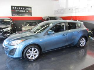 Used 2011 Mazda MAZDA3 Sport GX $5,995+HST+LIC FEE / CLEAN CARFAX / CERTIFIED for sale in North York, ON